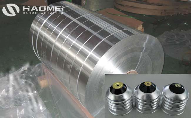 aluminum strip for lamp base