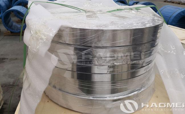 aluminium strip for transformer use