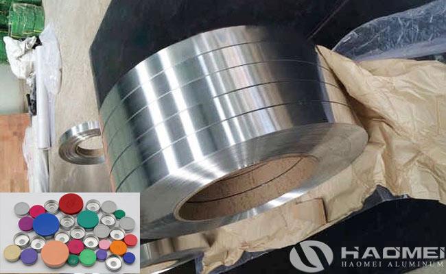 medical grade aluminium strip